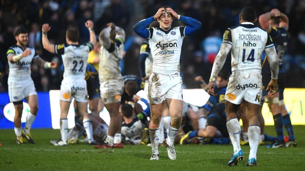 Match Reaction: Worcester Warriors 14 Bath Rugby 16