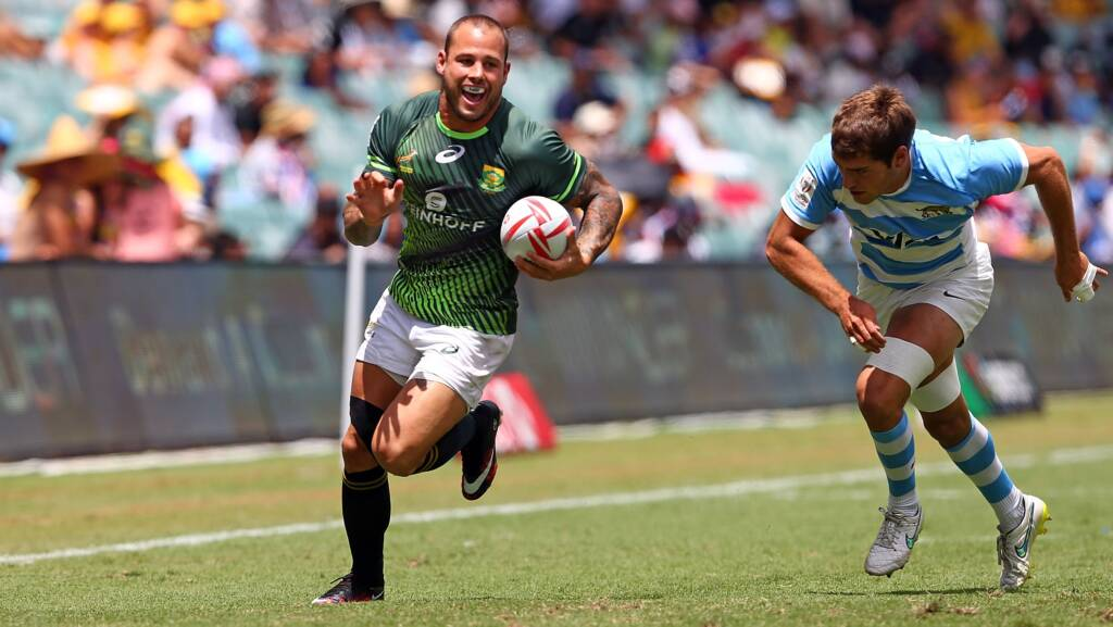 Francois Hougaard signs for Worcester Warriors