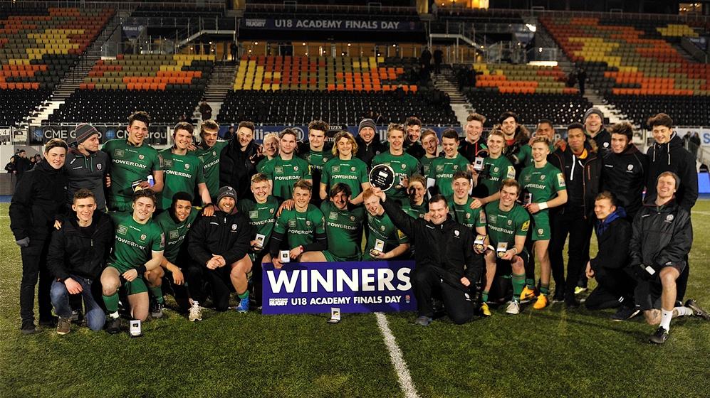 Match Report: Gloucester Rugby U18 11 London Irish U18 35
