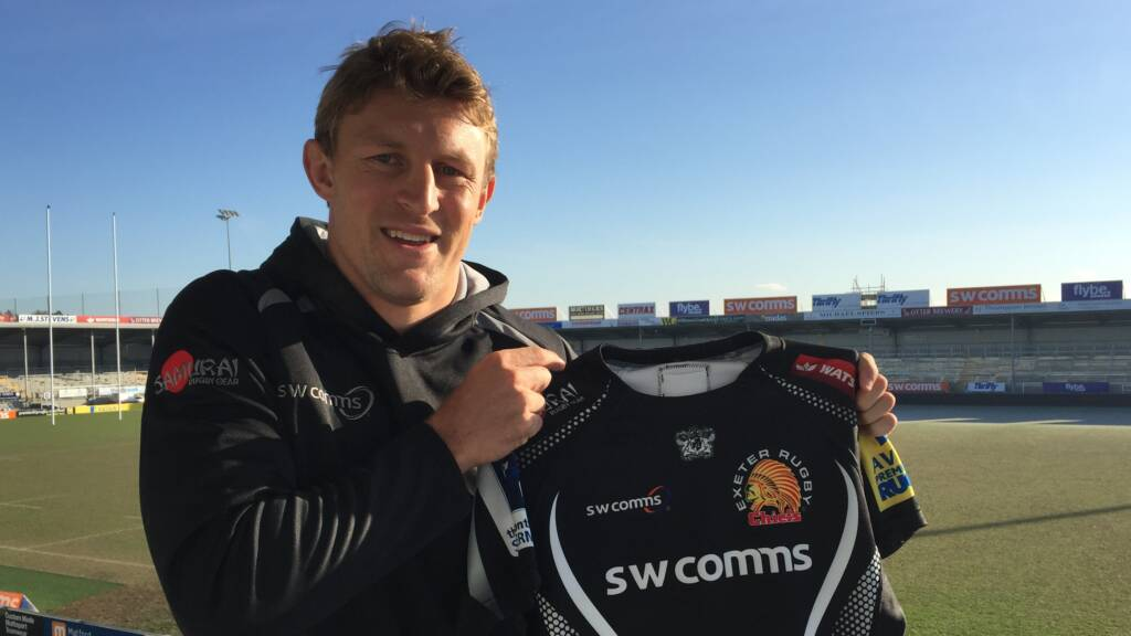 Aussie ace Turner signs for the Chiefs