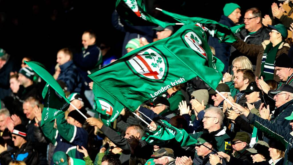 8fa6f140e4d Norton Confirmed as London Irish's St Patrick's Day Game Sponsor ...