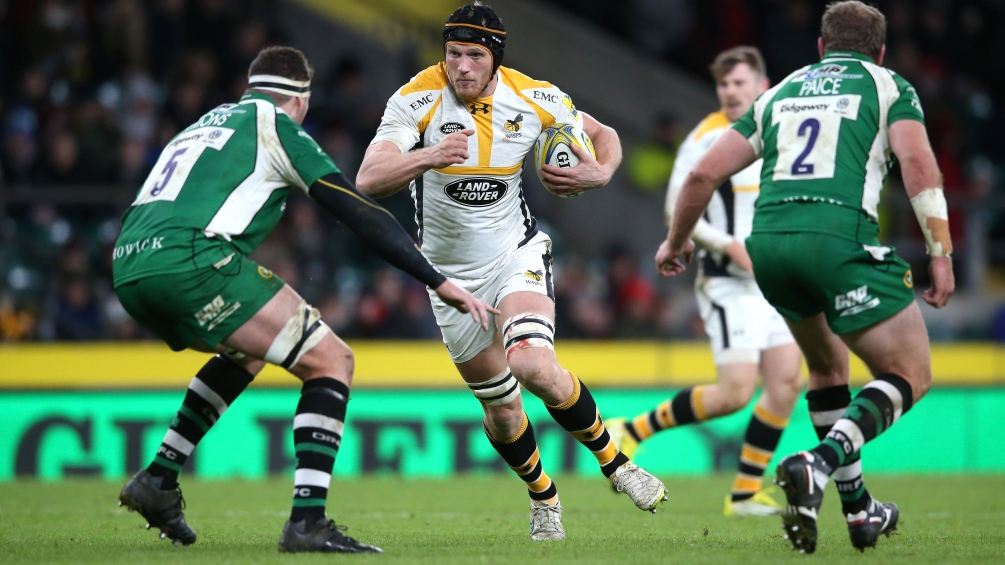 Kearnan Myall: Danny Cipriani's signing proves Wasps are going places