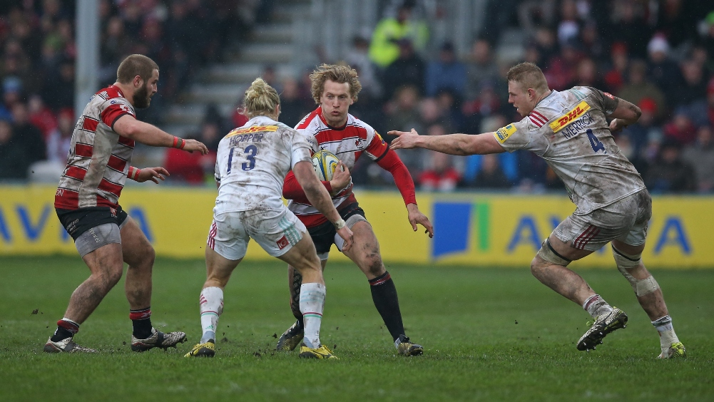 Billy Twelvetrees calls for cool heads from Gloucester Rugby