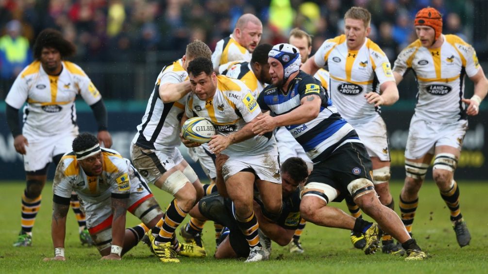Match Reaction: Bath Rugby 18 Wasps 24