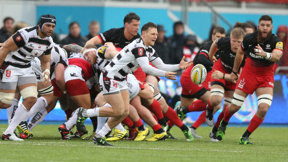 Match Reaction: Saracens 25 Gloucester Rugby 12