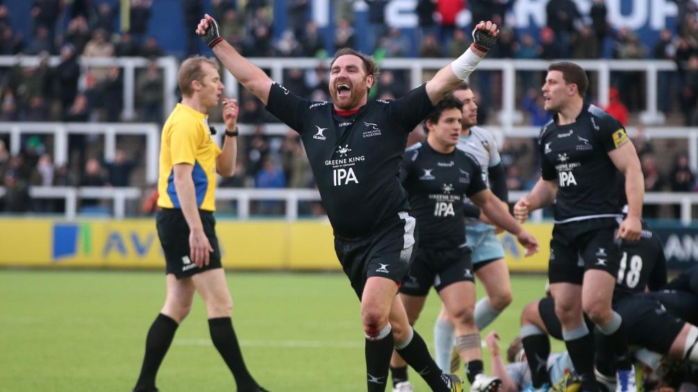 Match Reaction: Newcastle Falcons 26 Northampton Saints 25