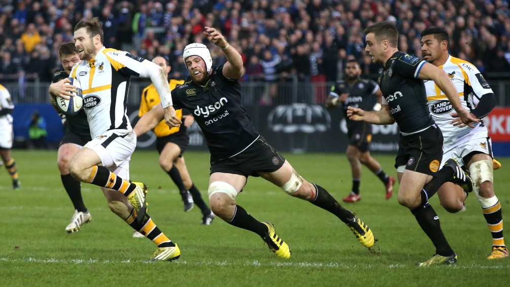 European round-up: Daly and Gopperth shine for Wasps