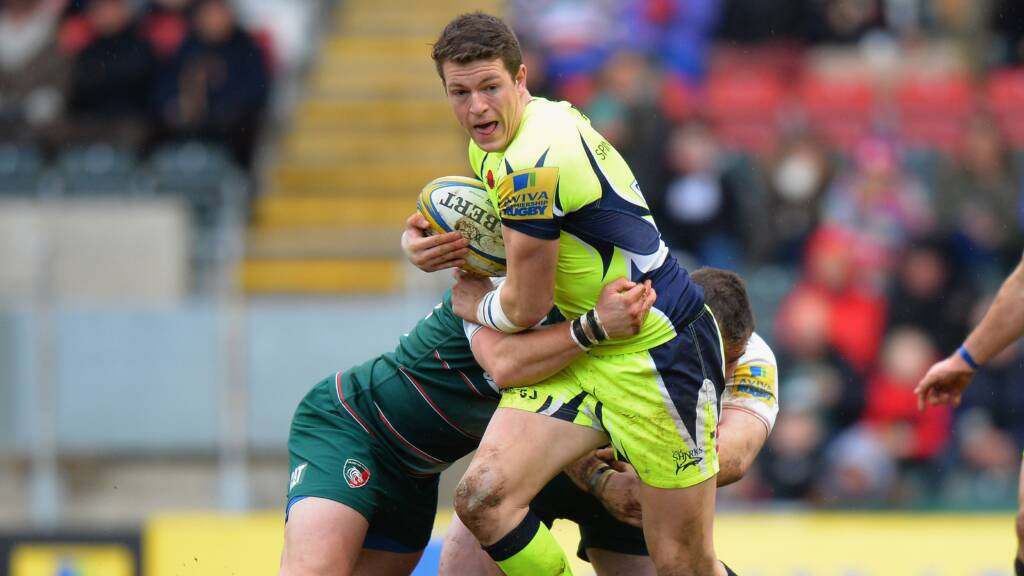 Sam James Signs A New Deal With Sale Sharks
