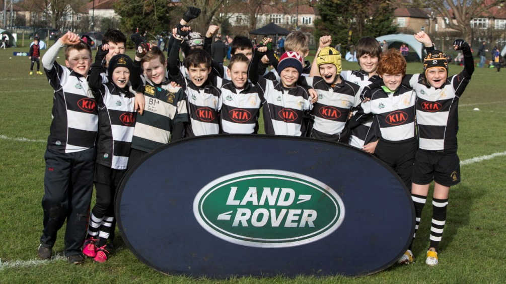 Sutton and Epsom Under-11s top Harlequins' festival
