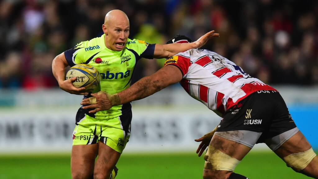 Stringer Signs New Deal With Sale Sharks