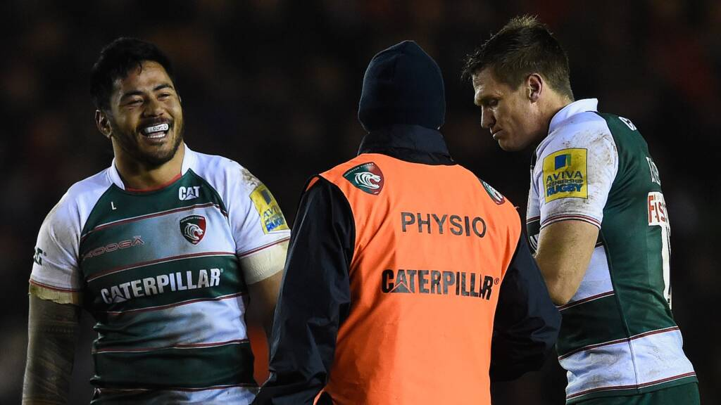 Leicester Tigers team news for Aviva Premiership Rugby Round 14
