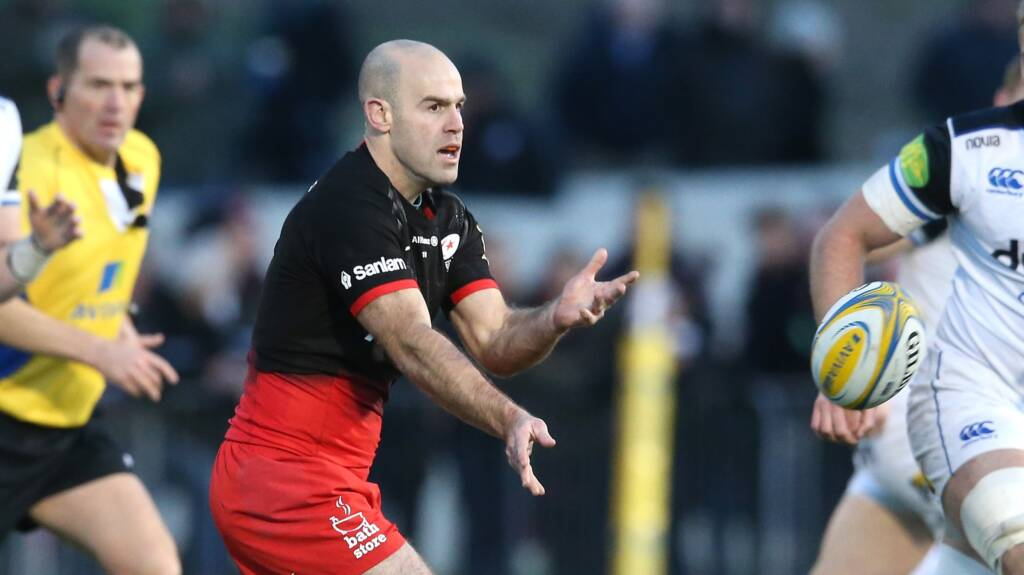 Hodgson to skipper Saracens against former club