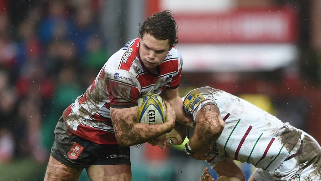 Gloucester Rugby name side for visit of Newcastle Falcons