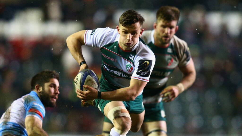 Jono Kitto, George Catchpole and Jack Roberts sign new deals with Leicester Tigers