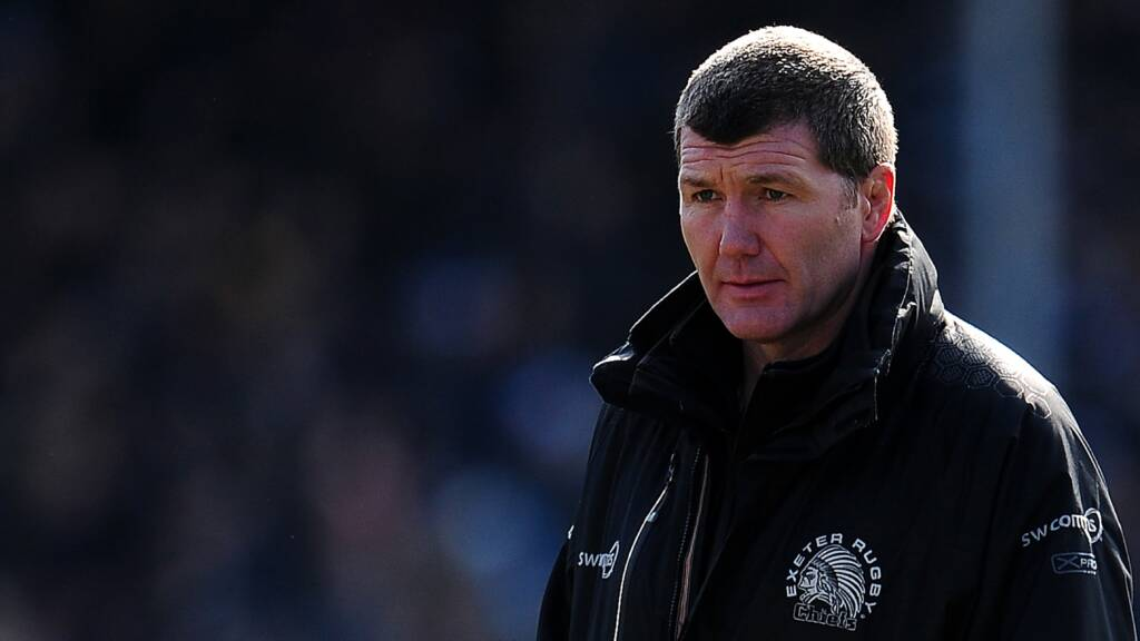 Rob Baxter praises all-round team effort at Exeter Chiefs