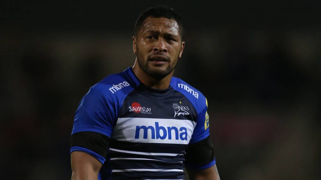 Johnny Leota Signs New Deal With Sale Sharks