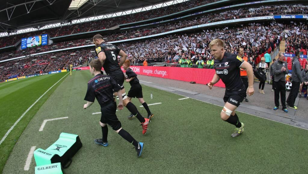 55,000 sold for Saracens vs Harlequins at Wembley