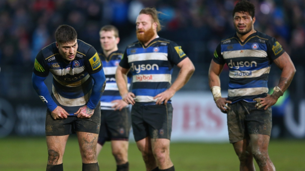 Ross Batty confident forwards can lay the foundations for Bath Rugby