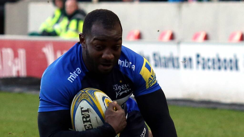 Nev Edwards Signs New Deal With Sale Sharks