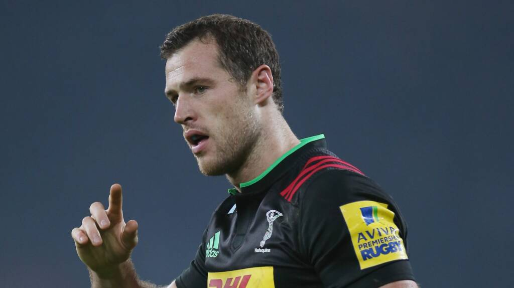 Harlequins announce team to play Sale Sharks
