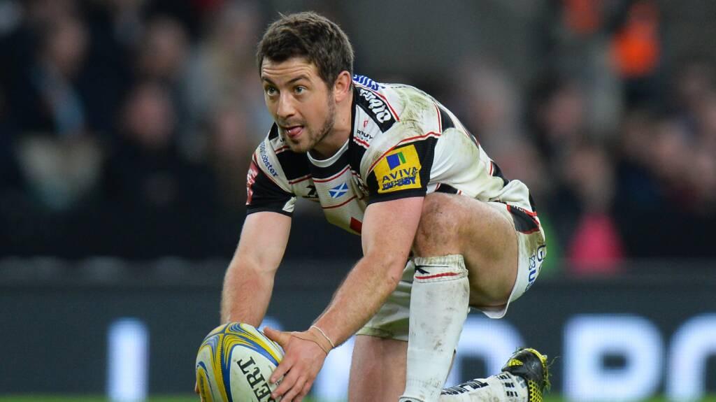 Greig Laidlaw returns to skipper Gloucester against Wasps