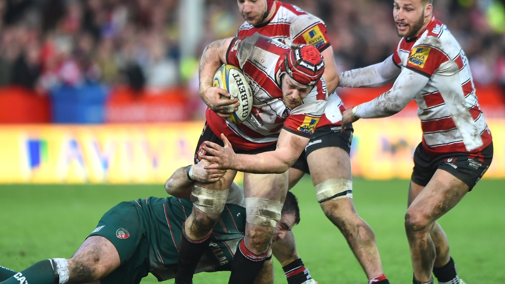 Tom Savage: Gloucester Rugby squad depth is crucial