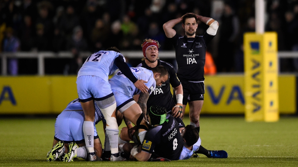 Match reaction: Newcastle Falcons 14 Worcester Warriors 15