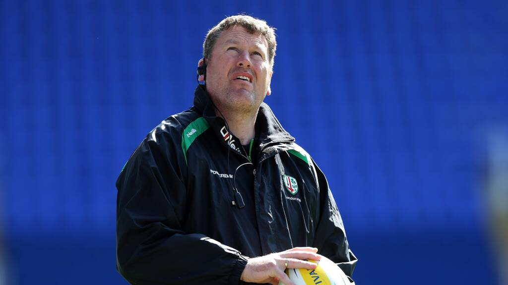 Stakes are high for London Irish in New Jersey