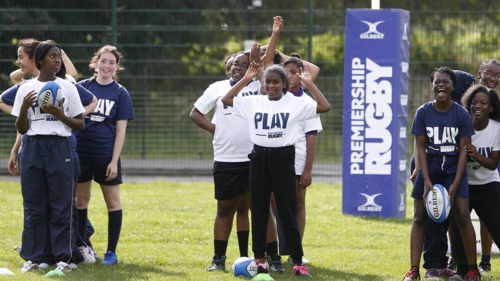 Premiership Rugby supports International Women's Day