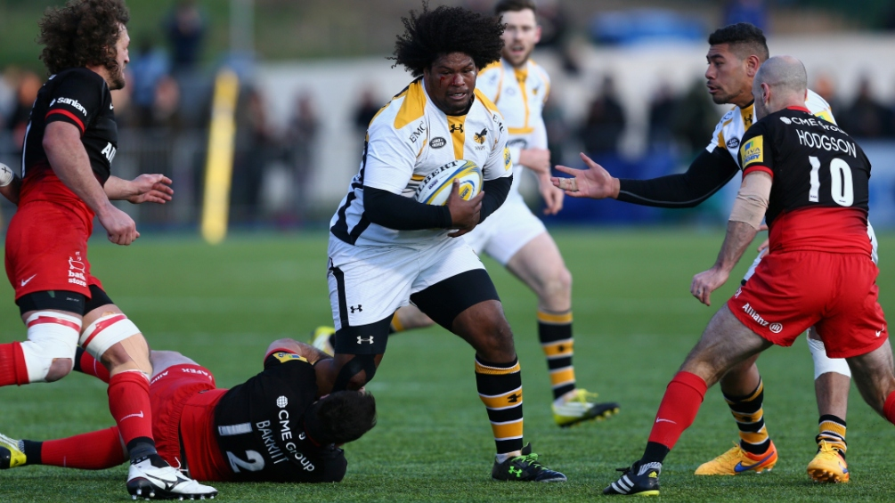 "Ashley Johnson: ""It's the biggest game I have ever played at Wasps"""