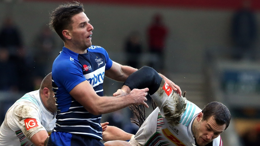Joe Ford sees bright future with Sale Sharks