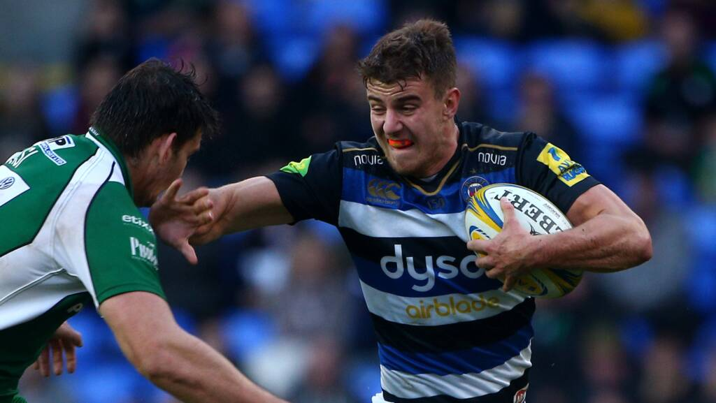 Devoto at fly-half for visit to Quins