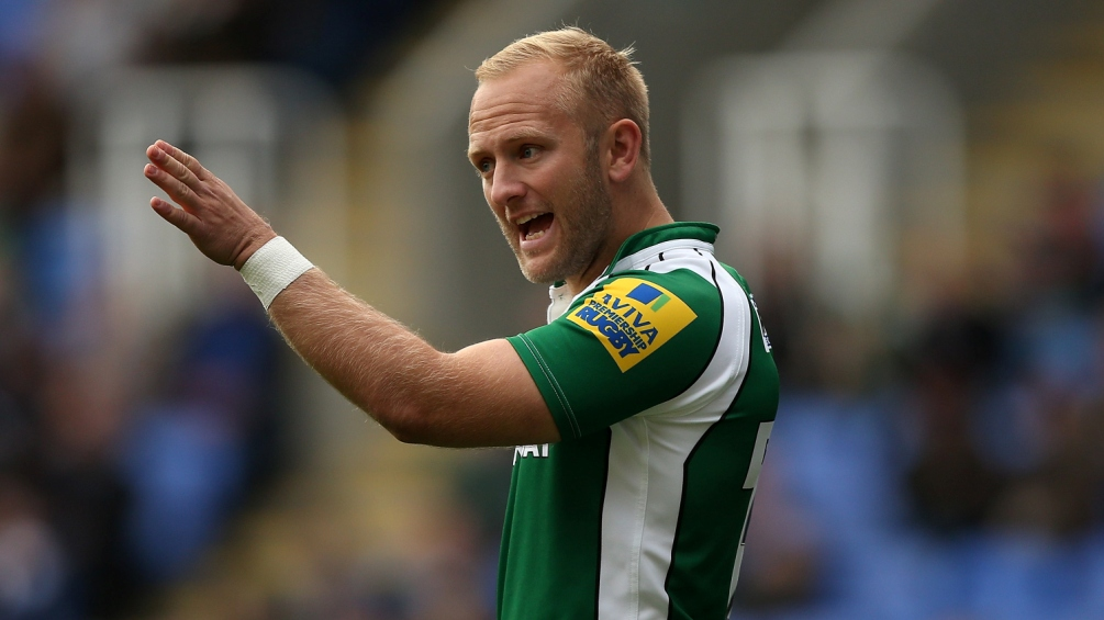 London Irish's Shane Geraghty gets set for historic match in New Jersey