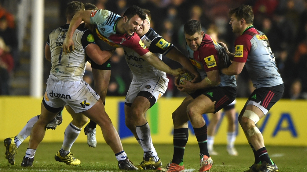 Match Reaction: Harlequins 35 Bath Rugby 28