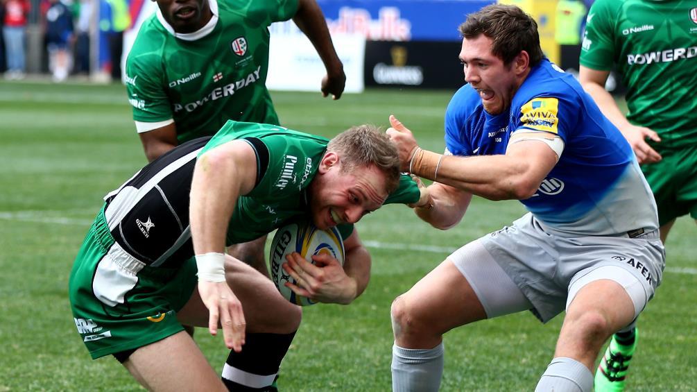 Match Reaction: London Irish 16 Saracens 26