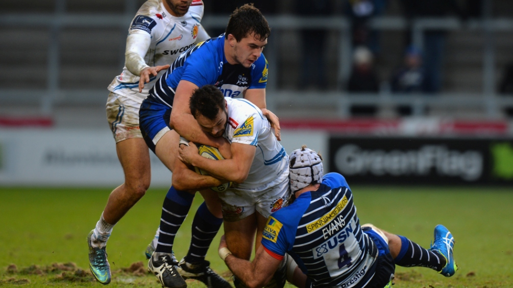 Cameron Neild inspired by Sale Sharks teammate Tommy Taylor