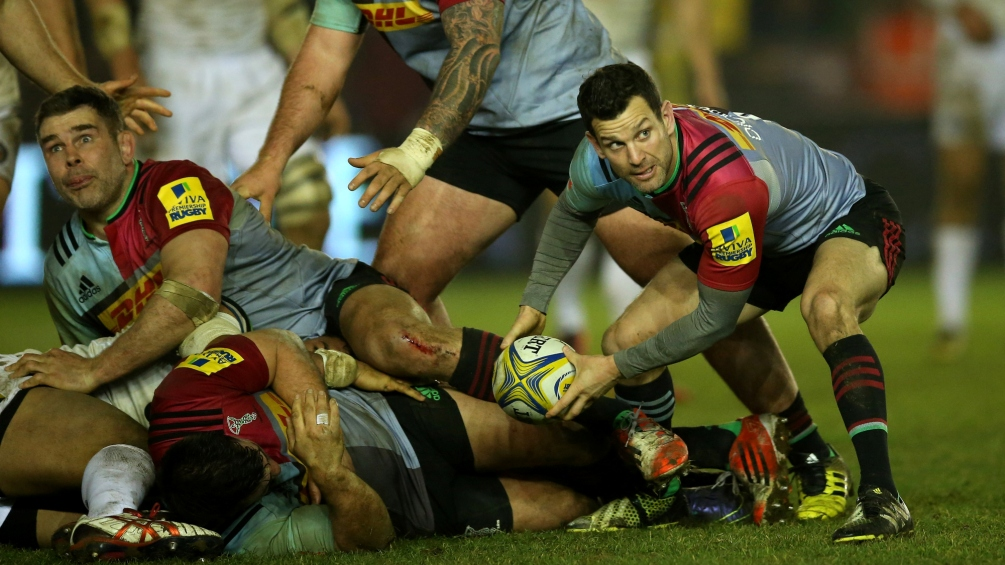 Karl Dickson expecting Harlequins backlash