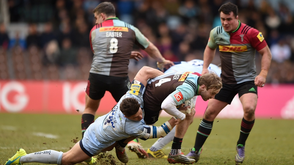Match Reaction: Harlequins 15 Worcester Warriors 21