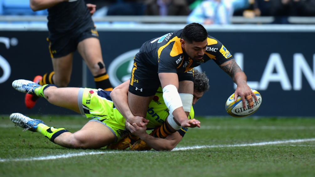 Wasps' Charles Piutau and Leicester Tigers' Freddie Burns win places in the history books