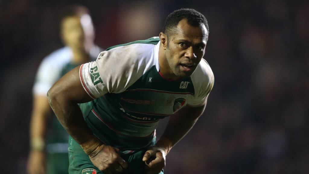 Newcastle Falcons sign Vereniki Goneva