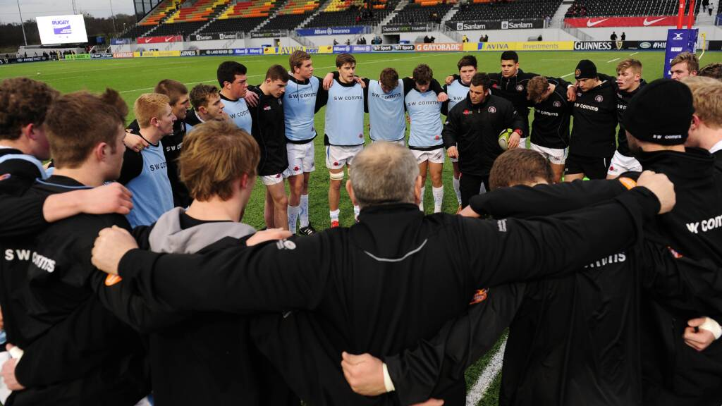 Exeter Chiefs and Exeter College agree new rugby academy partnership