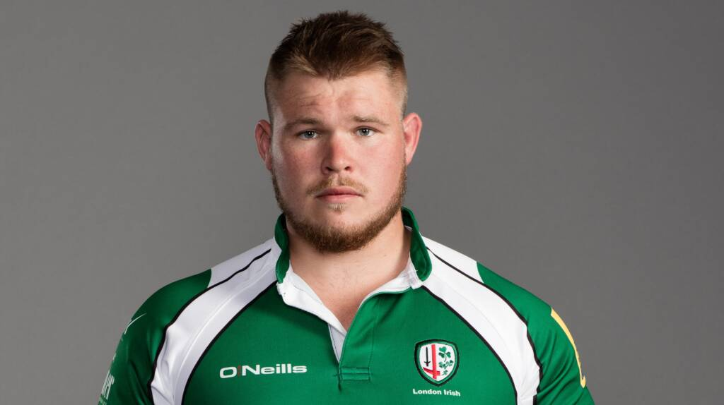 Richard Palframan extends contract with London Irish