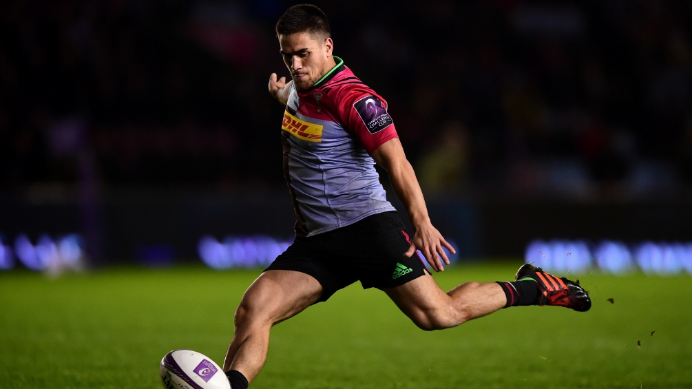 Ben Botica out for personal redemption when Harlequins head to Northampton Saints