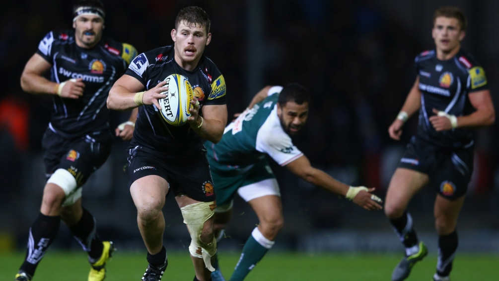Luke Cowan-Dickie: Exeter Chiefs not feeling the pressure
