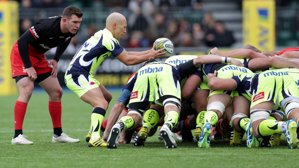 Sale Sharks pick side to take on Newport Gwent Dragons