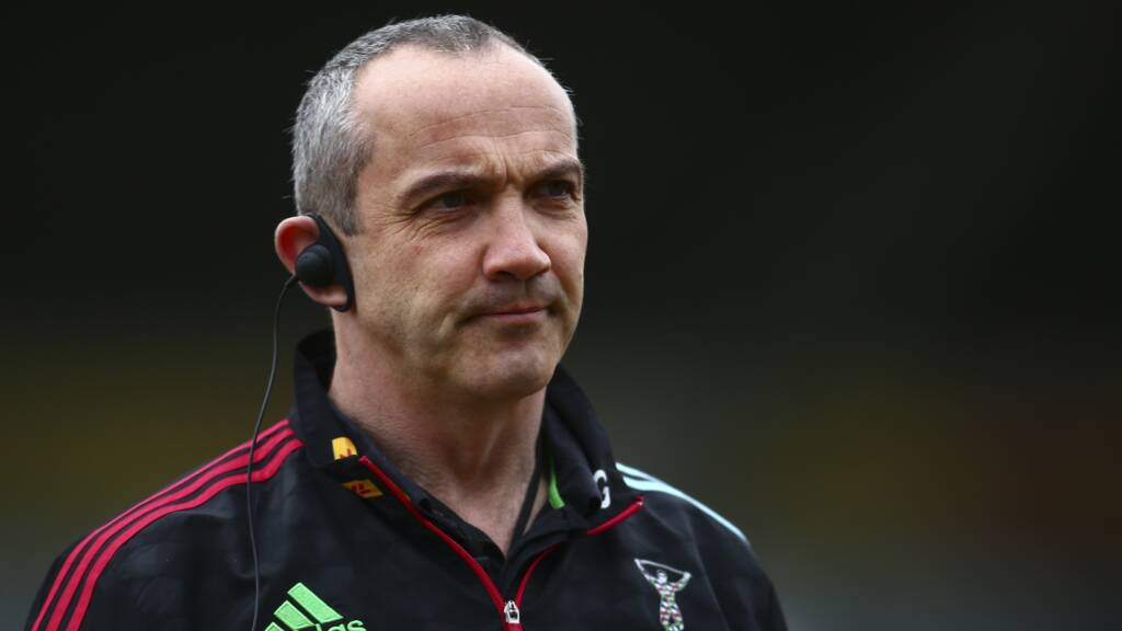 Conor O'Shea to take over as Head Coach of Italy