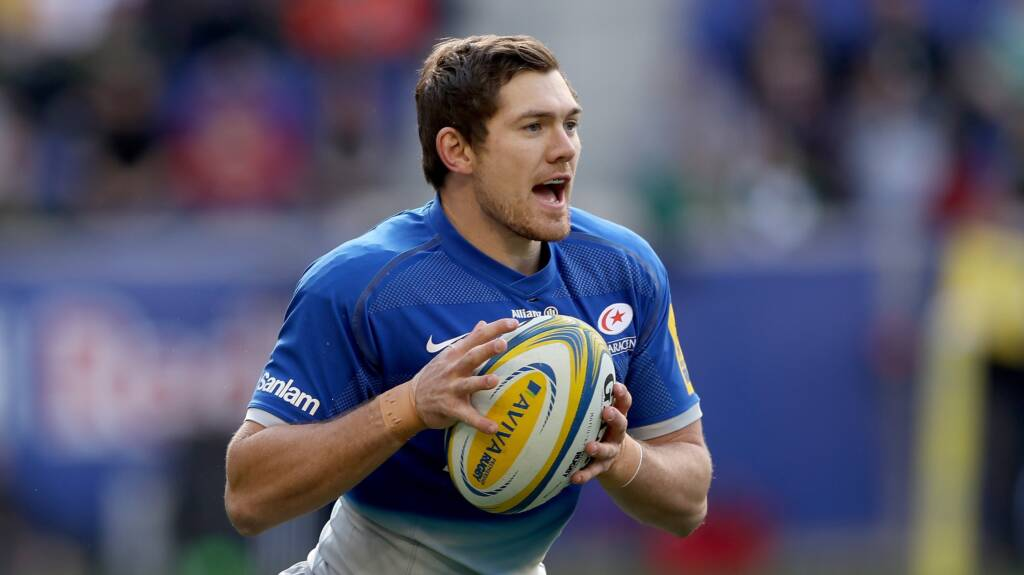 Saracens name team to face Exeter Chiefs