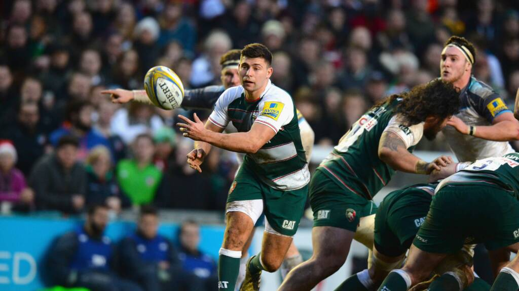 Leicester Tigers team news for Easter weekend