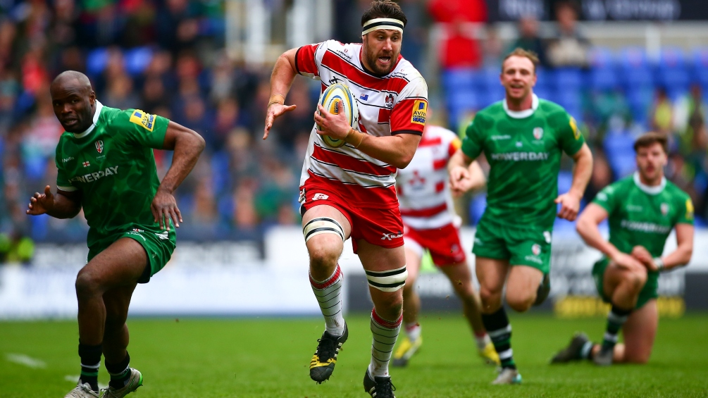 Jeremy Thrush urges Gloucester Rugby to ignore 'pain' of consecutive losses
