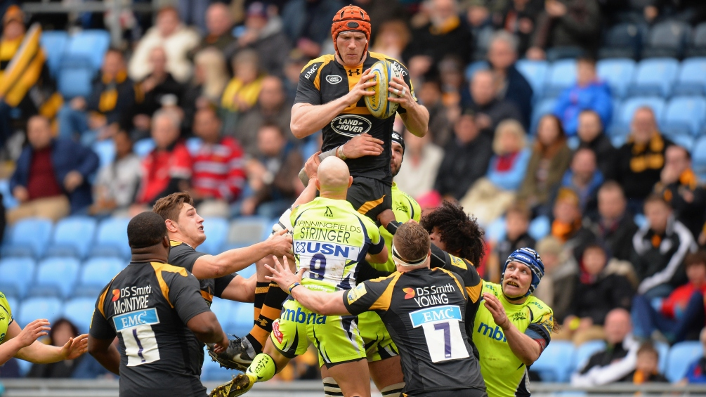James Cannon: Ruthless backs inspire everyone at Wasps